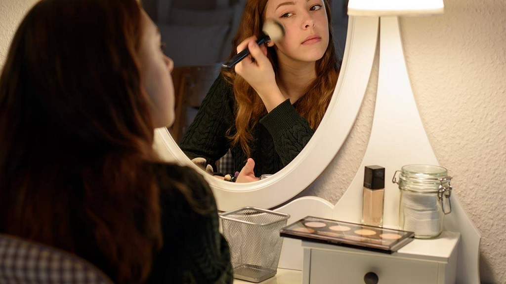 Tips Perfect Makeover for Pigmented Skin